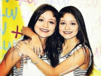 Se imaginarían si tuviera una gemela?