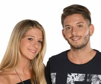 Antonella y Luciano