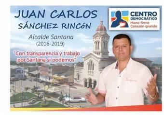 Juan Carlos Sánchez Rincón
