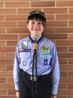 Inga - Scout