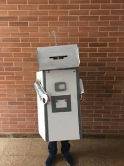 Ian - Robot