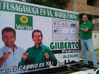 GILBERTO PEDRAZA