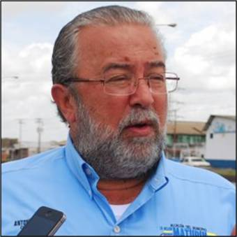 Antonio Goncalves, Partido: Voluntad Popular.