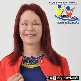 Virginia Vivas (Copei-MUD)