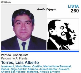 Luis Torres-Lista 260
