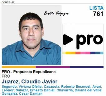 Javier Juarez-Lista 761