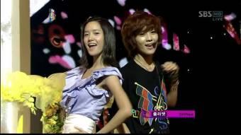 Taemin y Yoona