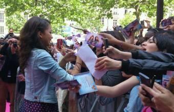 Ama a sus fans.