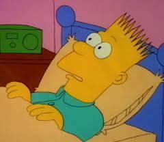 Bart en los cortos de los simpson