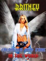 Britney Colombia And Fans In The World