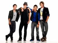 los aorables de big time rush