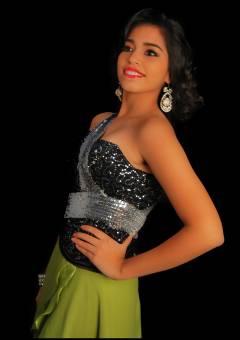 Miss Yaracuy Pilar Aguilar