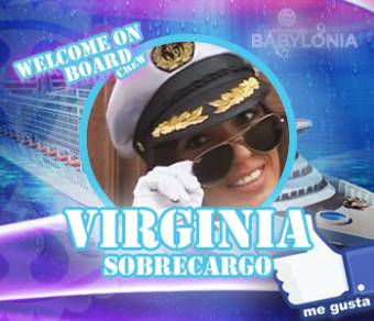 VIRGINIA (Barman)