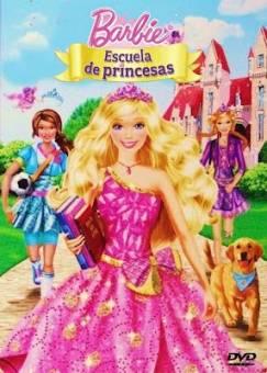 Barbie escuela de princesas