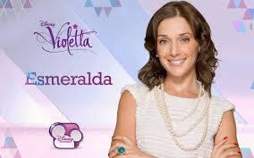 esmeralda (tsabe como ser una madre para violetta)