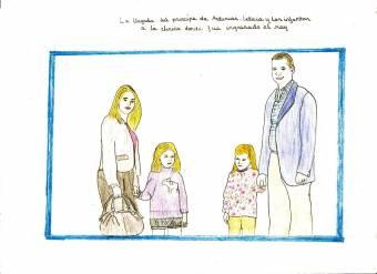 11.- LOS PRINCIPES VISITAN AL REY