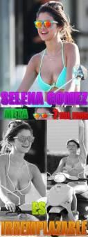Selena Gomez Es Irremplazable - http://www.facebook.com/Diegomezbus