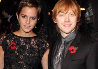 Rupert Grint Y Emma Watson
