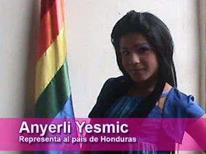 Anyerli Yesmic - Miss Honduras