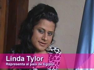 Linda Tylor - Miss Egipto
