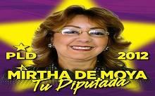 Mirtha De Moya.