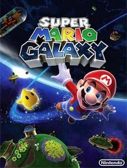 Mario Bros Galaxy