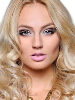 Miss Tierra 2012 Teresa Fajkova de Rep. Checa