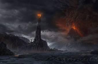 A las tierras oscuras de Mordor donde habitan los orcos (marta hernanz, maria maraver, y su rey, paula escribano)