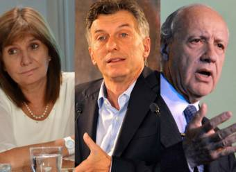 Frente: PRO + Unión Por Todos + Peronismo Federal