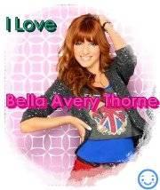 Bella Thorne. 1