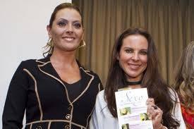 Kate y Verónica del Castillo