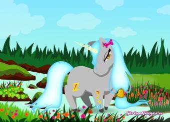 unicornio imaginario