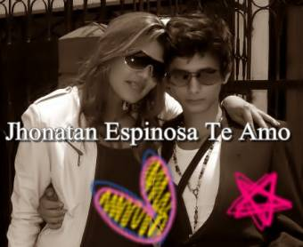 Cual sale mas lindo de jhonatan Espinosa?