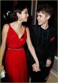 Jelena = Justin Bieber y Selena Gomez