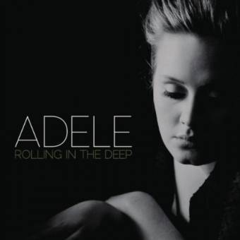 adele -  rollin in the deep