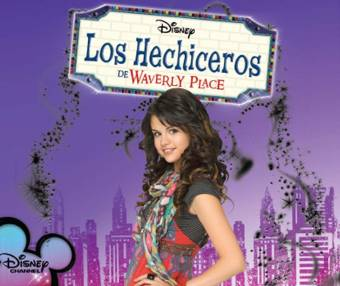 Selena Gomez -- En Wizards od Waverly Place