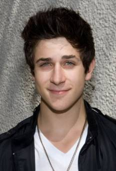Los Hechizeros de Waverly Place-David Henrie