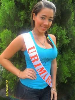 Maria Fernanda, PARROQUIA Urimare