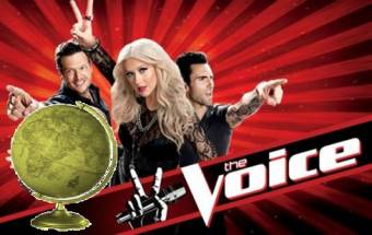 Reality Show del Año-(The Voice)