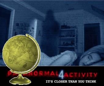 Mejor Film de Horror del año-(Actividad Paranormal 4)