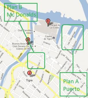 Plan B - Mc Donalds de Av Italia