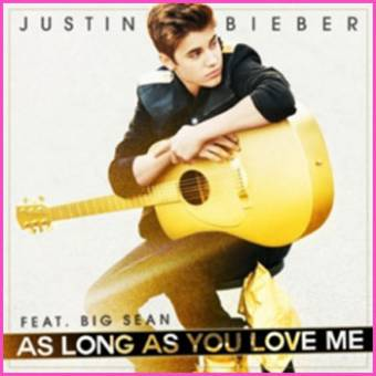 As long as you love me