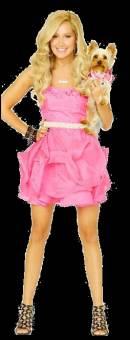 Ashley Tisdale-La Fabulosa Aventura de Sharpey-