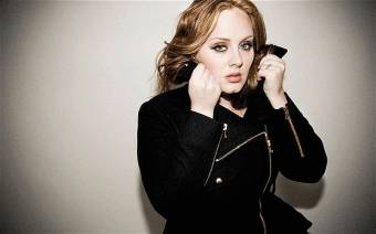 7.Adele