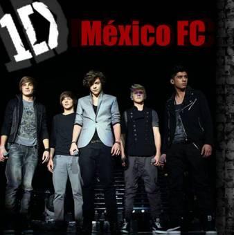 One Direction México.