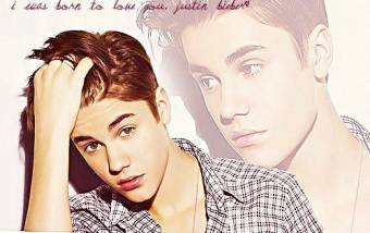I was born to love you, Justin Bieber❤