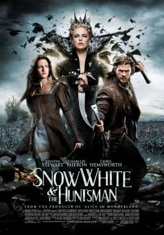 SNOW WHITE AND THE HUNTSMAN - BLANCA NIEVES Y EL CAZADOR