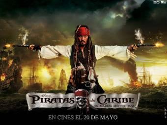 Los Piratas De Caribe 4