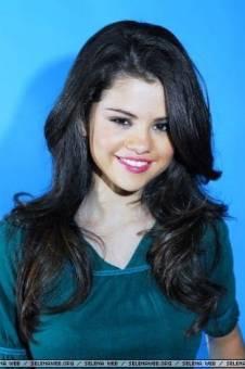 Selena Gomez....