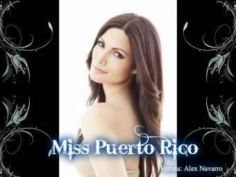 Miss Puerto Rico(Forista: Alex Navarro)